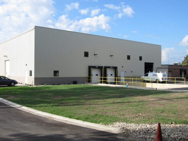 General-Steel-Warehouse-Building